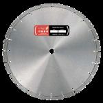Диск по ж/бетону CFZ d0350/40х3,2х12R/21_25,4_A1 (сухой рез)